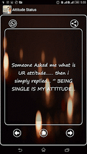 Attitude Status App Download For Android and iPhone 8