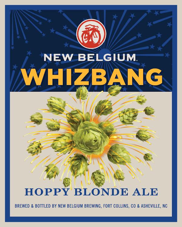Logo of New Belgium Whizbang