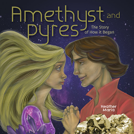Amethyst and Pyres cover