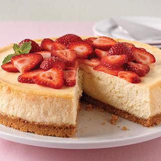 PHILADELPHIA Classic Cheesecake.