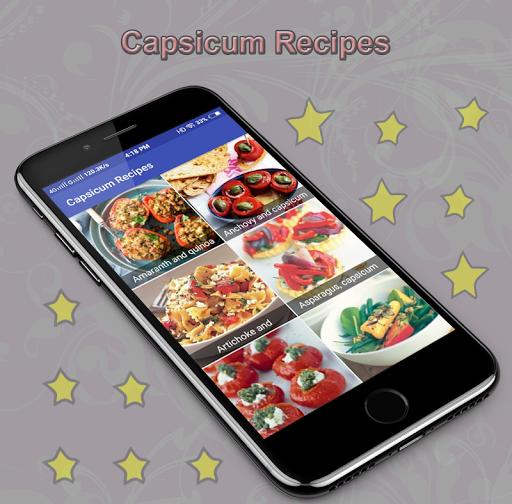 Capsicum Recipes 1.0 screenshots 2