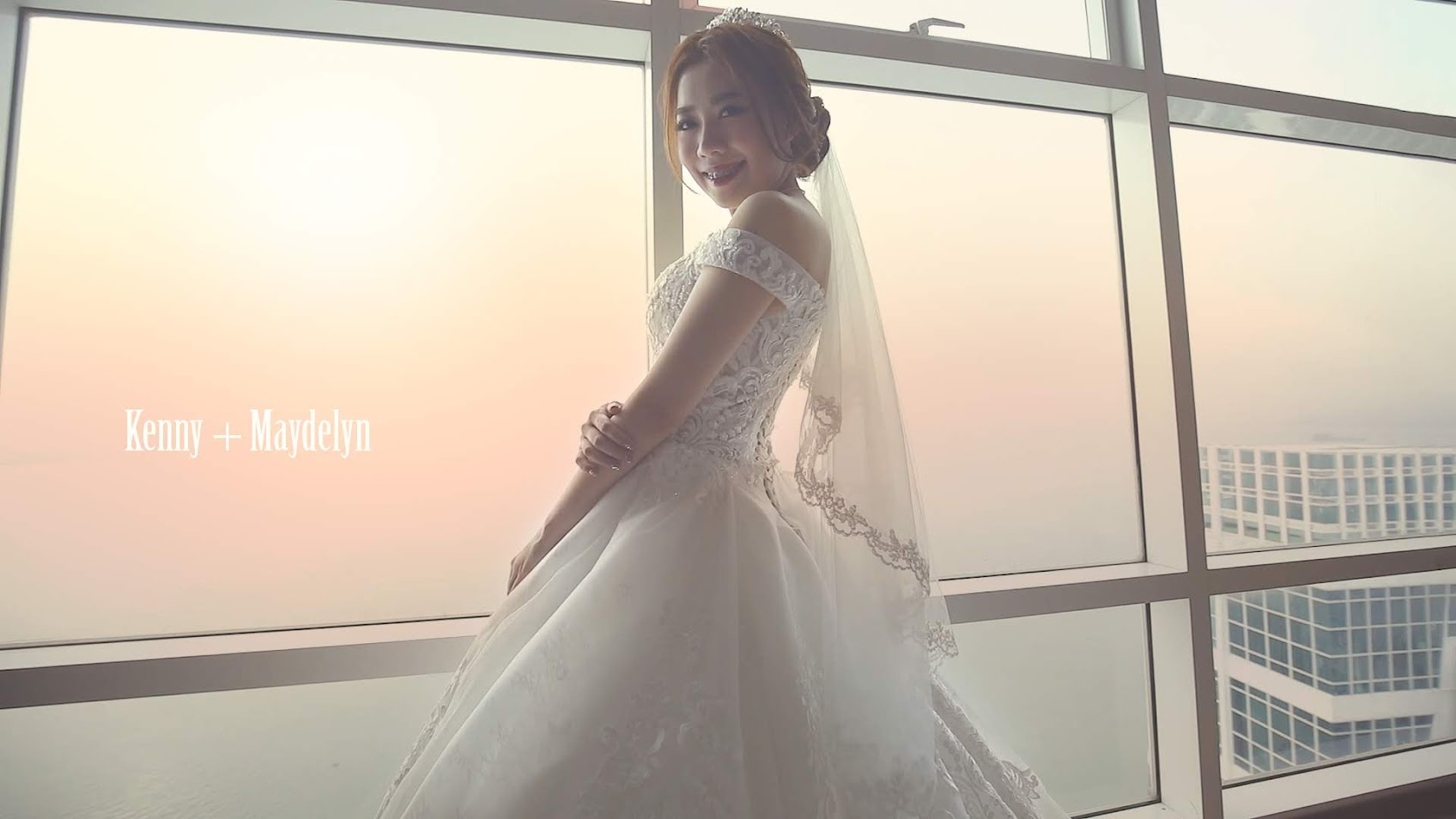 Kenny & Maydelyn Videography at Maritime Luxury Suite Penang