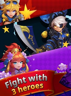 Fantasy Stars: Battle Arena Screenshot