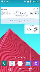 UX 4.0 G4 for Zooper Widget v1.8