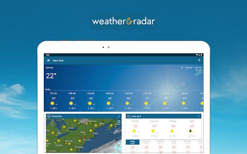 Weather & Radar Pro Ad-Free v2019 16 4 APK Mod - APK PRO
