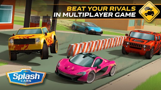 Splash Cars 1.5.09 Download APK Mod 1