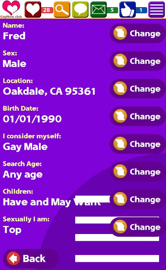 caliente forum gay profile usg