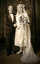 Photo: Carl and Emilie Lovise (Stenersen) Christiansen