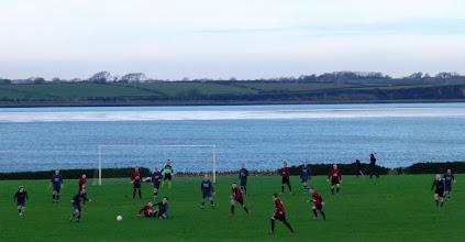 Photo: 12/01/13 v CPD Llanerchymedd (Gwynedd League) 1-1 - contributed by Mike Latham