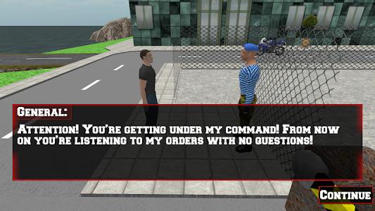 Russian Crime Simulator v1.71 (Infinite Cash/Ads Free)