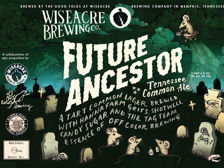 Logo of Wiseacre Future Ancestor