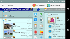 X-plore File Managerのおすすめ画像1