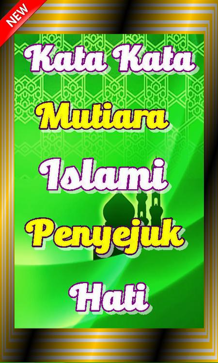 Kata Kata Mutiara Islami Penyejuk Hati Terbaru Android