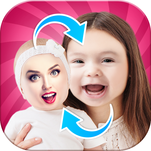 Face Swap Icon