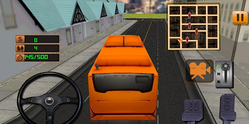 City Bus Driver screenshot 23