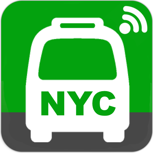 NYC Bus Tracker (MTA with Map) 遊戲 App LOGO-硬是要APP