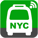 NYC Bus Tracker (MTA with Map) icon