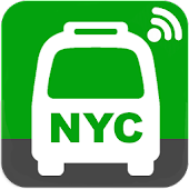 NYC Bus Tracker (with Map)
