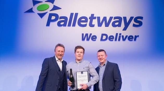 Transport firm lands award