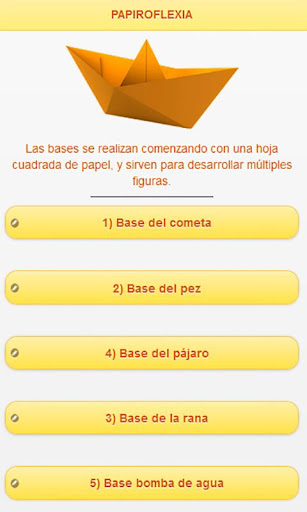 Origami Papiroflexia