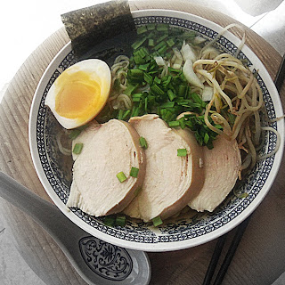 Ramen de pollo- Chicken Ramen