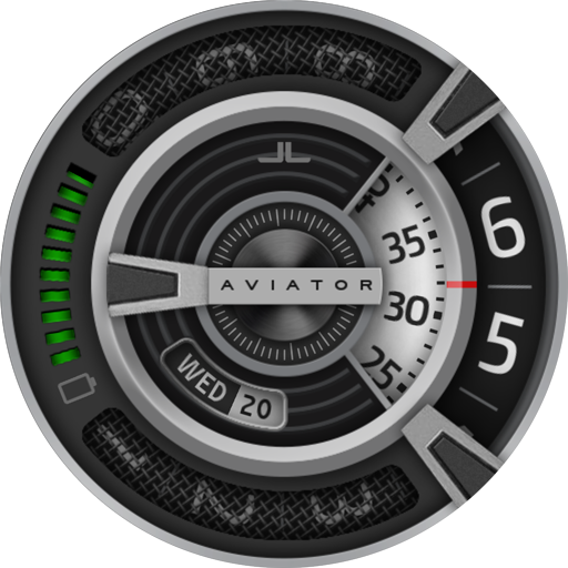 Aviator JL for Watchmaker