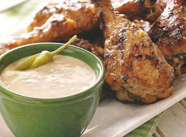 Tangy Alabama Style White Sauce Recipe