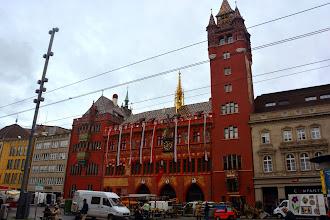 Photo: The Basel City Hall