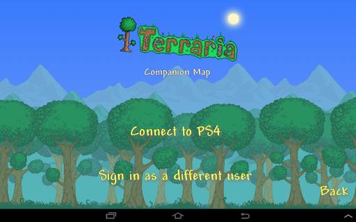 Terraria World Map screenshot 7