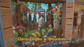 Chica Climbs a Mountain; Snow Princess Chica thumbnail