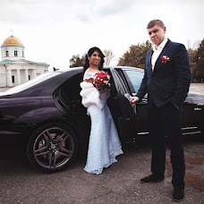 Wedding photographer Roman Bosenko (BROMAN). Photo of 29.09.2016