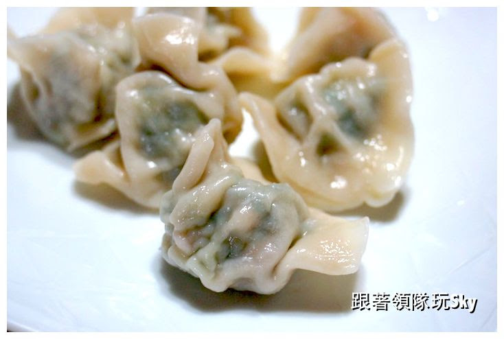 台北美食推薦-信義區 老麵饅頭.手工水餃【指天高原食】