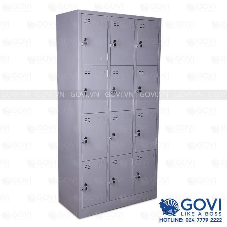 ết quả hình ảnh cho tủ 12 ngăn Govi