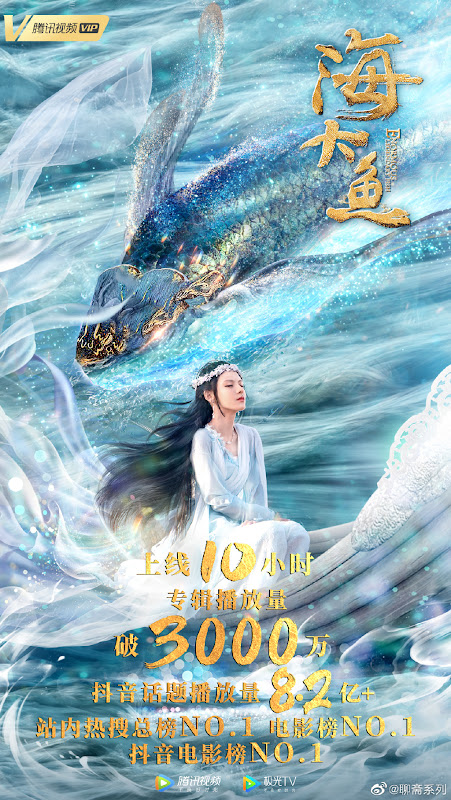 Enormous Legendary Fish China Movie