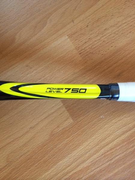 Photo: Prince Pro Beast 750, #RamyAshour 's new racket