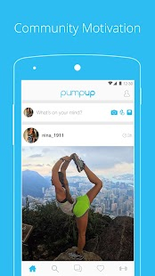 PumpUp — Fitness Community- screenshot thumbnail