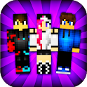 PvP Skins for Minecraft PE icon