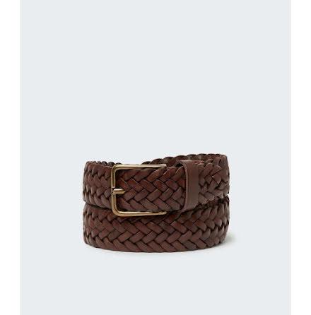 Saddler Skive belt brown