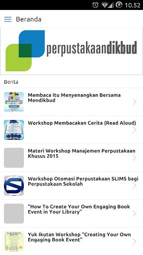 perpusdikbud Mobile