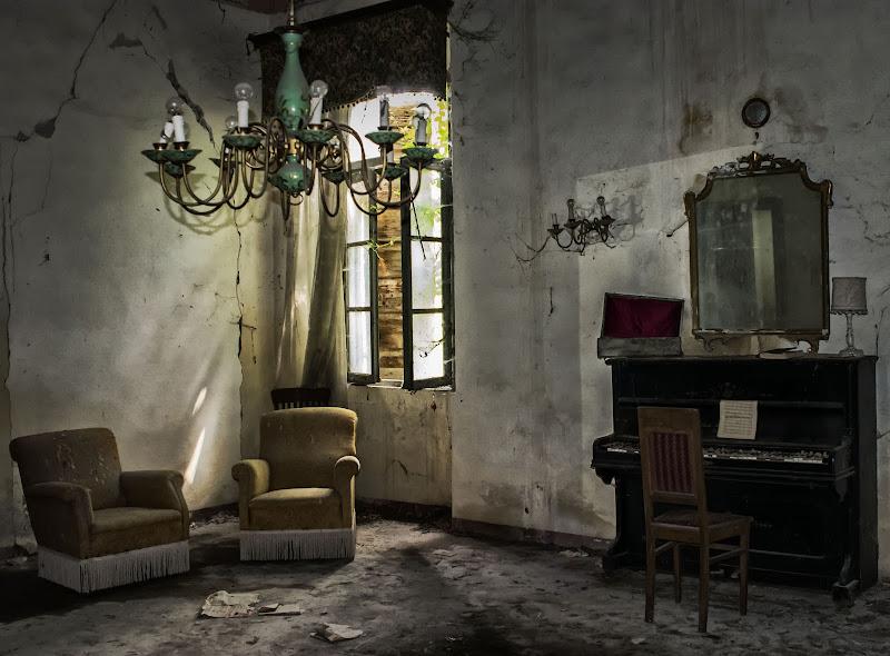 La casa dimenticata! di GazzolaFrancesco