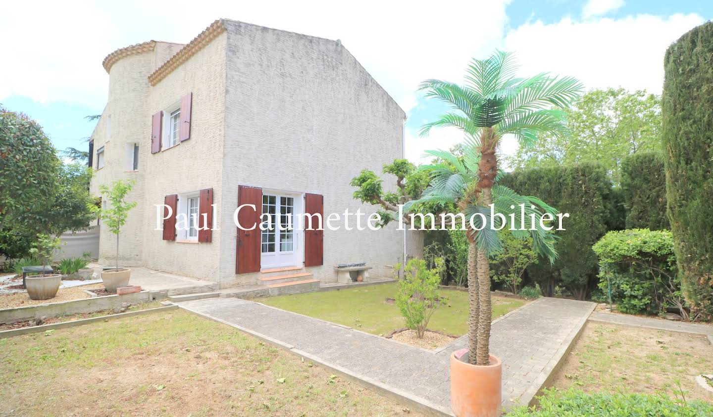House with garden and terrace Beziers
