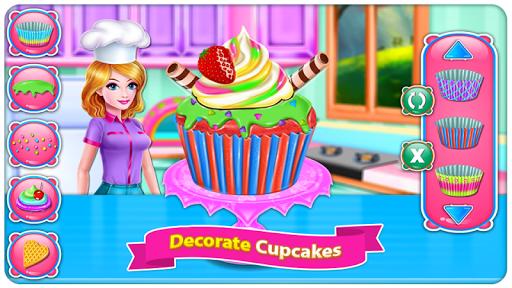 Baking Cupcakes 7 - Cooking Games 2.0.4 screenshots 5