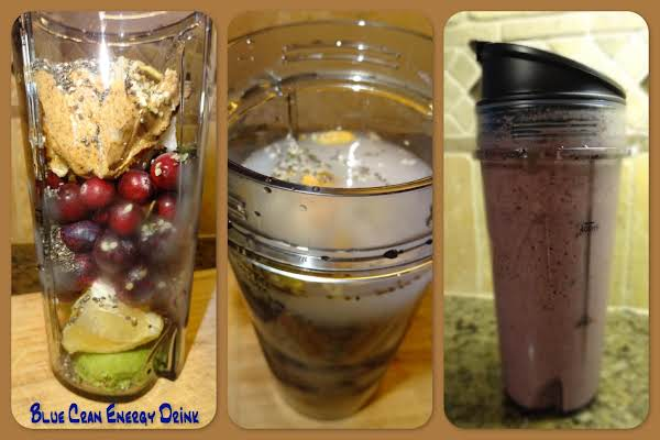 Blue Cran Energy Drink Recipe