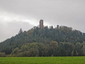 Photo: le château de Waldeck