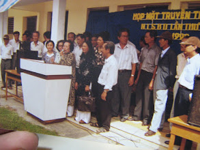 Photo: Cô Nguyễn Nguyệt Yến