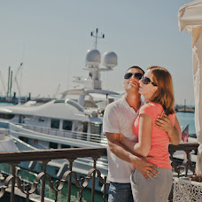 Wedding photographer Aleksandra Dodina (Alexandra). Photo of 26.10.2012