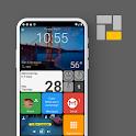 Square Home - Launcher : Windows style icon
