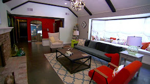 Turning an Unlivable Living Room Into a Stylish, Eclectic Entertaining Space thumbnail