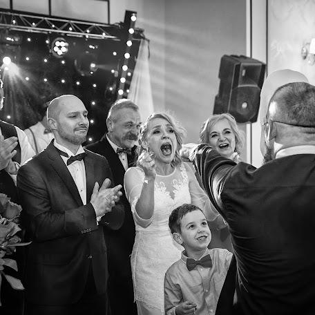 Wedding photographer Grzegorz Klejnot (gklejnot). Photo of 05.02.2018