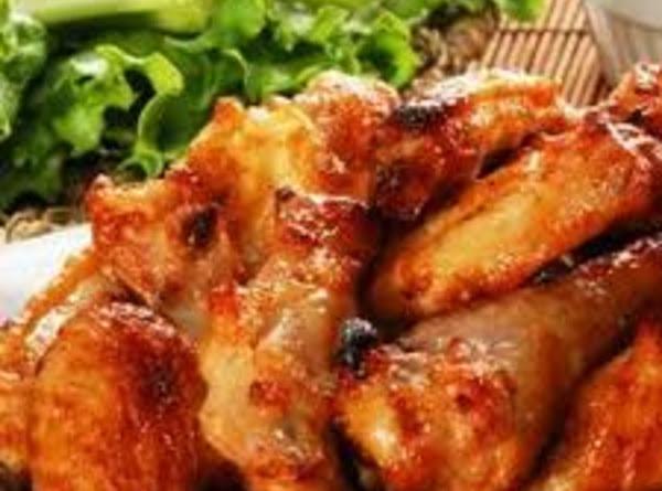 Shanghai Chicken Wings Recipe
